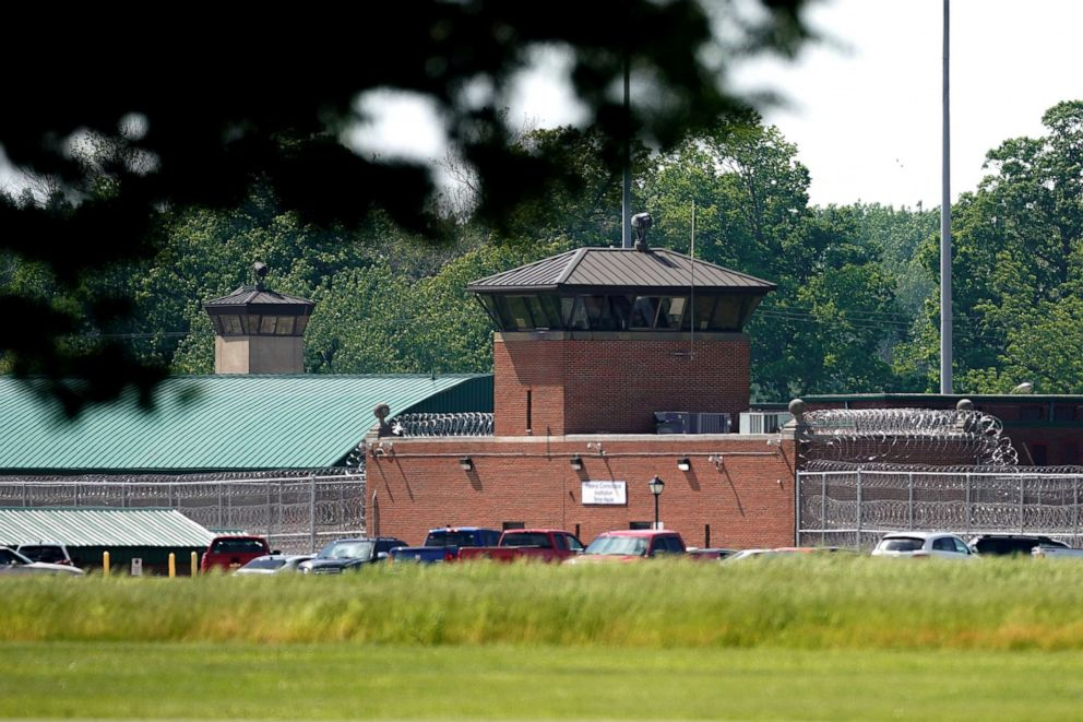 PHOTO: The Federal Corrections Complex, from where John Walker Lindh, known as the American Taliban will leave tomorrow, is seen in Terre Haute, Indiana, May 22, 2019.