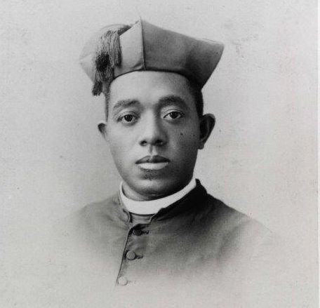 Augustus Tolton traveled to Rome in 1880 to attend seminary. He was ordained there on April 24, 1886, and celebrated Mass at