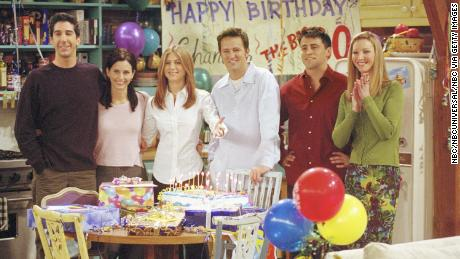 """""""The One Where They All Turn 30"""" first aired in 2001."""