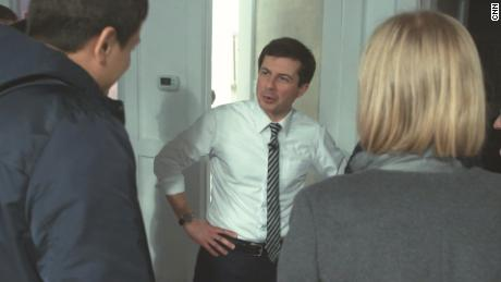 Pete Buttigieg: 2020 election is not just about defeating Trump