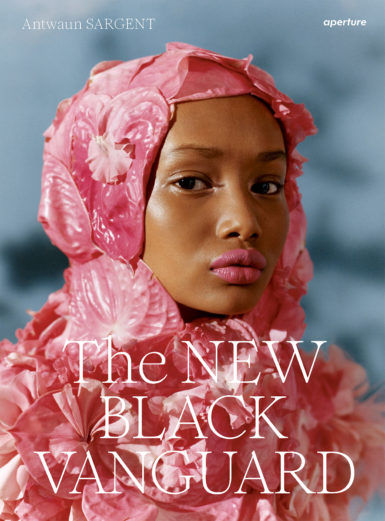The cover of Antwaun Sargent's 'The New Black Vanguard'.