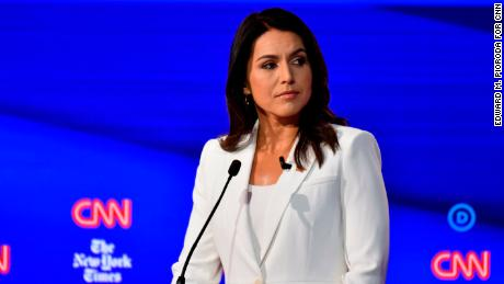 Hillary Clinton appears to suggest Russians are 'grooming' Tulsi Gabbard for third-party run