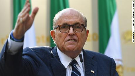 How is Rudy Giuliani *still* the President's personal lawyer?