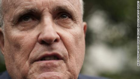 What arrests mean for Giuliani and Trump