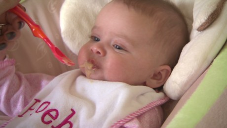 95% of tested baby foods in the US contain toxic metals, report says