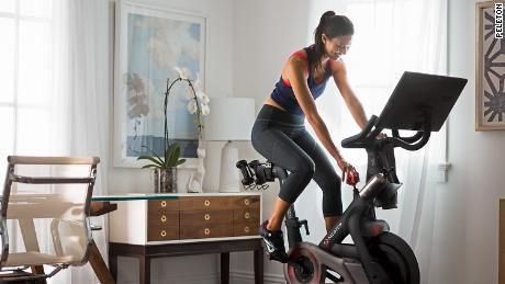 Peloton sued for $150 million over its use of songs in workout videos